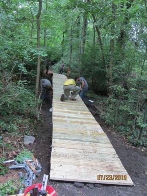 Mamaroneck Summer Conservation Crew