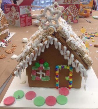 Decorate a Gingerbread House! @ Pelham Art Center |  |  |