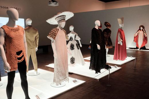 "Virtual Art Sandwiched-in: Curator talk ""Pier Paolo Pasolini: Subversive Prophet"""
