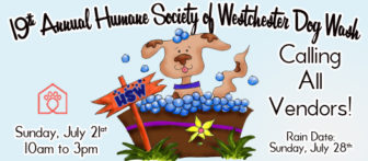 Humane Society of Westchester's Dog Wash Fundraiser: VENDORS WANTED! @ Humane Society of Westchester at New Rochelle |  |  |