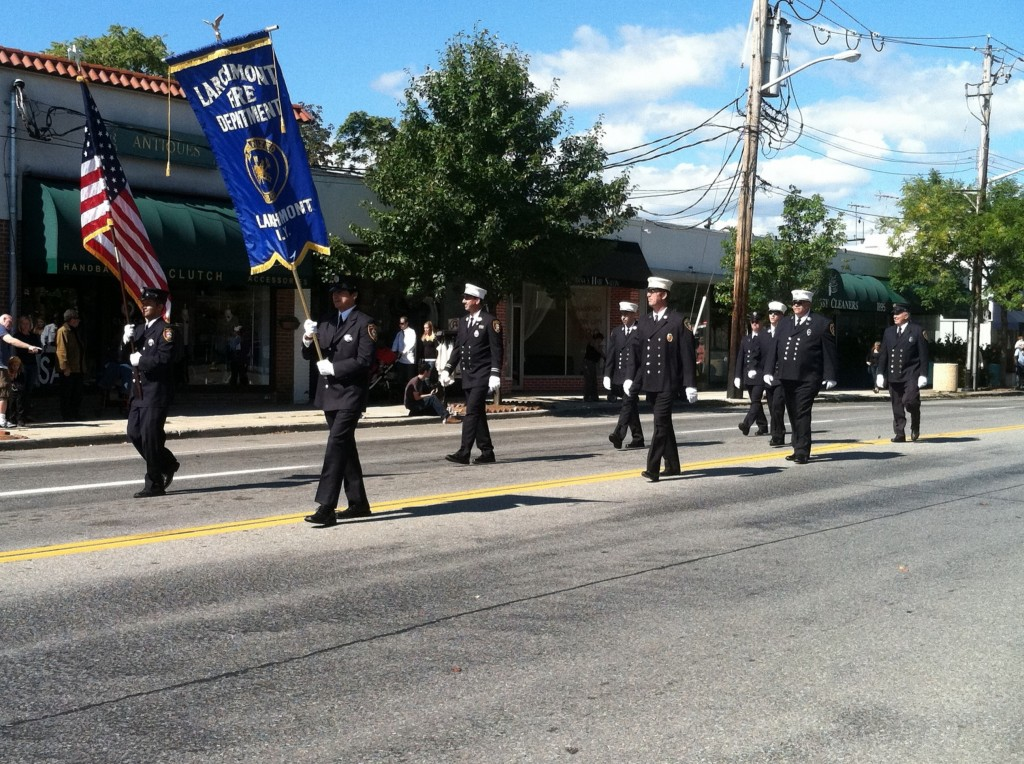 350th anniversary of Town of Mamaroneck parade