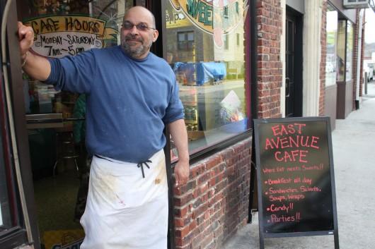east avenue cafe