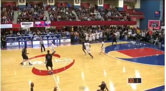 New Ro basketball
