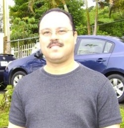 Samuel Cruz, shot by police