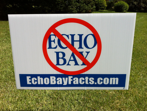 Have you seen these lawn signs?