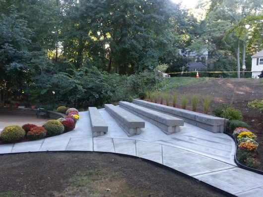 Amys greenhouse amphitheater