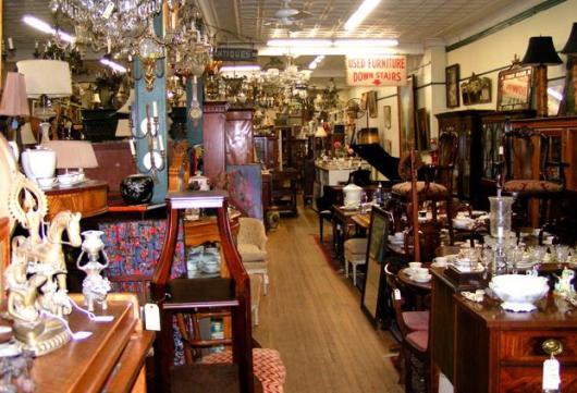 chatsworth antique