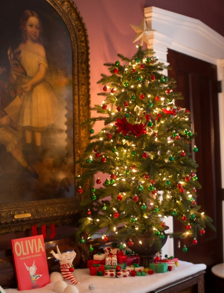 Storybook Christmas at Bartow-Pell Mansion Museum_9885