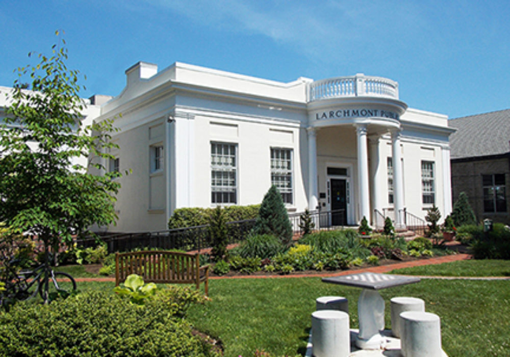 Larchmont Library Now Taking Books Back