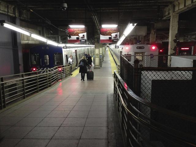 grand central platform