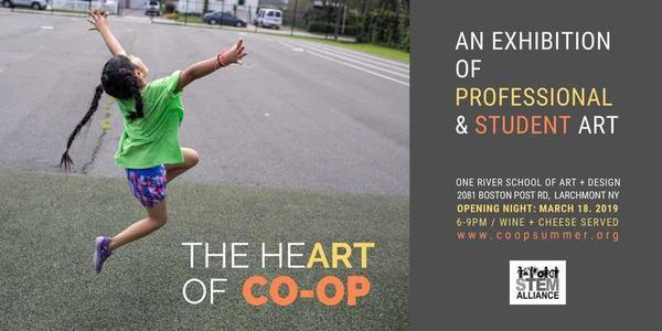 heart of coop art