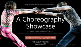 A Choreography Showcase @ Emelin Theater        
