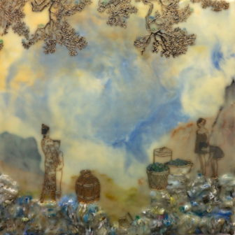 Opening Reception for Cecile Chong, new encaustic paintings @ Kenise Barnes Fine Art |  |  |