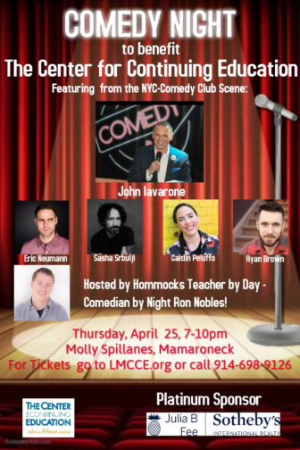 Comedy Night FUNdraiser at Molly Spillane's @ Molly Spillane's  |  |  |