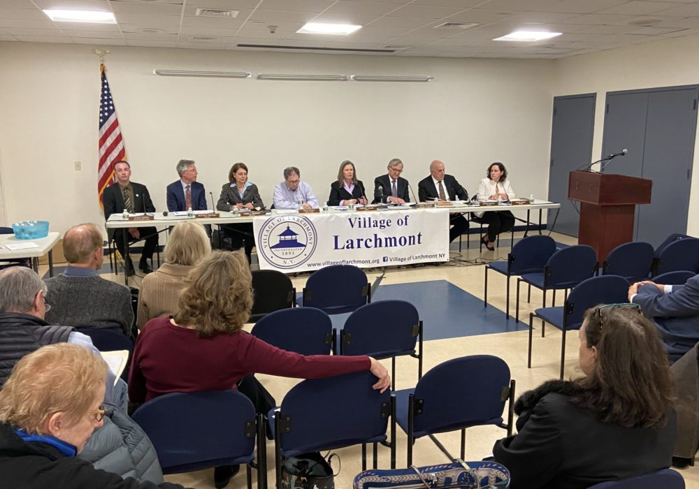 Downtown Larchmont Zoning Change Approved