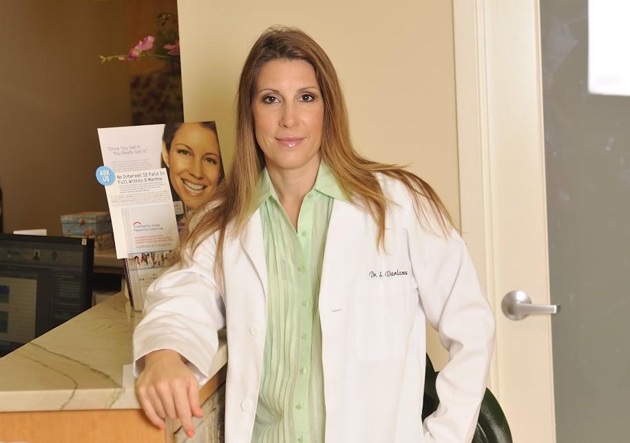 Dr. V headshot