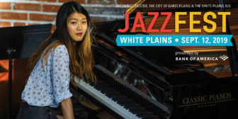 JazzFest 2019: Eunha So Quartet @ White Plains Public Library Plaza |  |  |