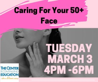 Caring For Your 50+ Face -  Fact & Fiction @ St. John's Episcopal Church  |  |  |