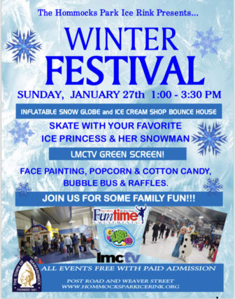 Hommocks Ice Rink Winter Festival @ Hommocks ice rink  |  |  |