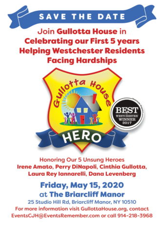 5th Anniversary of Gullotta House @ The Briarcliff Manor | | |