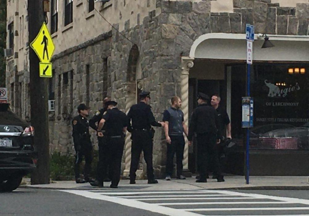Police Respond to Larchmont Bar Brawl