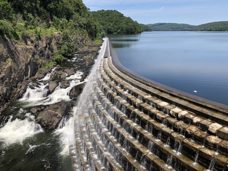 New Croton Dam Spillway