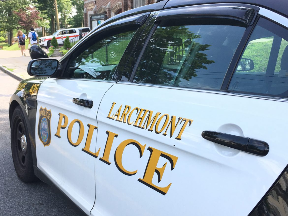 larchmont police car