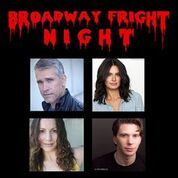Broadway Fright Night @ Emelin Theatre        