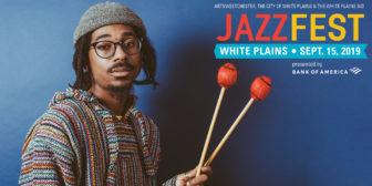 "JazzFest 2019: Joel Ross ""Good Vibes"" @ ArtsWestchester Gallery |  |  |"