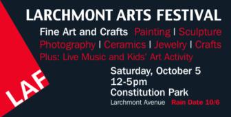 Larchmont Arts Festival @ Constitution Park |  |  |
