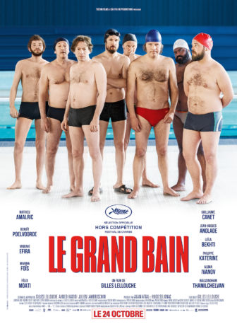 Film: Sink or Swim - Le Grand Bain, dir. Gilles Lellouche @ Emelin Theatre |  |  |