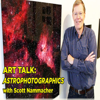 TREASURES OF THE NIGHT SKIES  by Scott Nammacher @ Larchmont Public Library | Larchmont | New York | United States