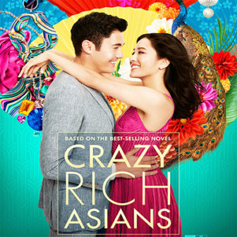 New Movie of the Month: Crazy Rich Asians @ Larchmont Public Library |  |  |