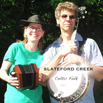 An Afternoon of Celtic Folk Music with Jan & Jeff Ausfahl @ Larchmont Public Library |  |  |