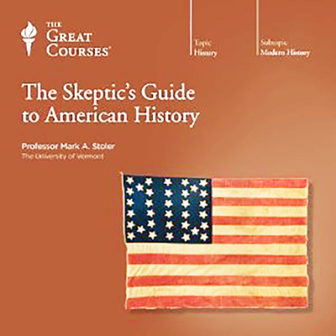 Great Courses: A Skeptic's Guide to American History on ZOOM @ Larchmont Public Library ONLINE | | |