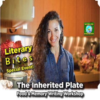 The Inherited Plate - Food & Memory Writing Workshop @ Larchmont Public Library |  |  |