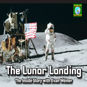The Inside Story of the Lunar Landing with Evan Weiner @ Larchmont Public Library |  |  |
