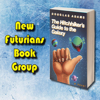 New Futurians Book Group with Liam Hegarty on ZOOM @ Larchmont Public Library ONLINE | | |