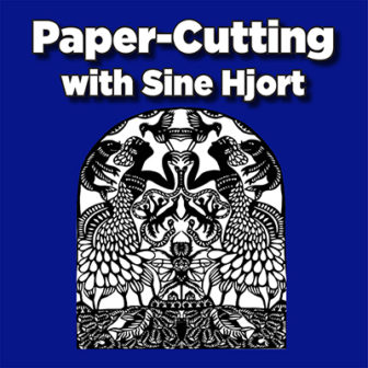 Paper-Cutting Workshop with Sine Hjort @ Larchmont Public Library |  |  |