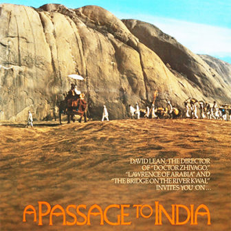 Film & Discussion with Paul Doherty: A Passage to India @ Larchmont Public Library |  |  |
