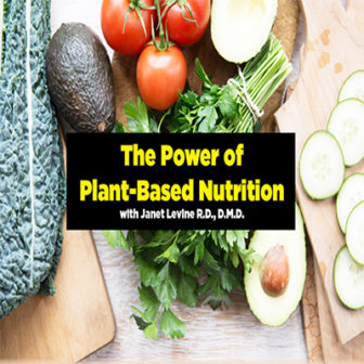 The Power of Plant-Based Nutrition with Janet Levine R.D., D.M. @ Larchmont Public Library |  |  |