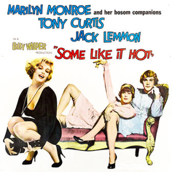 Film & Discussion with Paul Doherty: Some Like It Hot @ Larchmont Public Library |  |  |