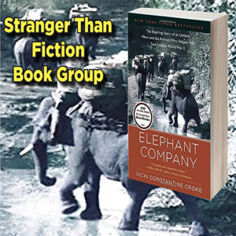 Stranger Than Fiction Book Group with Liam Hegarty on ZOOM @ Larchmont Public Library ONLINE | | |