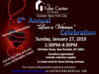 6TH ANNUAL LOVE A VETERAN CARE PACKAGE EVENT @ ReUse Store (Fuller Center donation center)