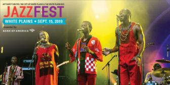 JazzFest 2019: White Plains Jazz & Food Festival @ Outdoor Stage |  |  |