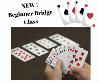 NEW! Bridge Classes at Center for Continuing Ed @ Center for Continuing Ed |  |  |