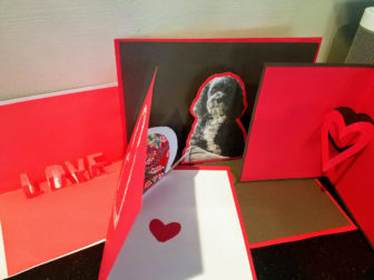 Valentine's Day Pop Up Cards Workshop @ The Rye Arts Center |  |  |