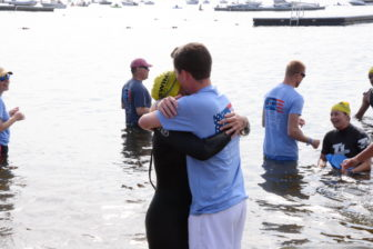 Swim Across America-Long Island Sound 27th Open Water Swim @ Larchmont Yacht Club |  |  |