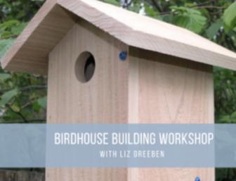 Birdhouse Building Workshop @ Untermyer Gardens Community Center |  |  |