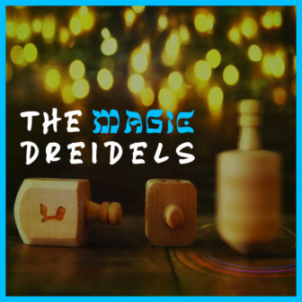 The Magic Dreidels @ White Plains Performing Arts Center  |  |  |
